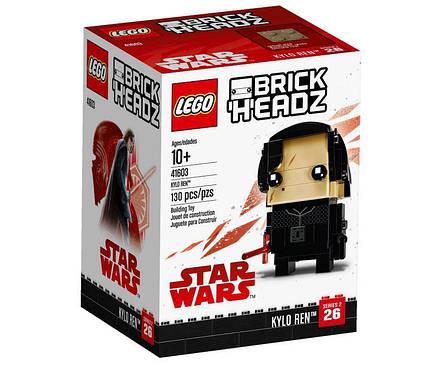 Lego BrickHeadz Кайло Рен 41603