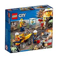 Lego City Команда горняков 60184
