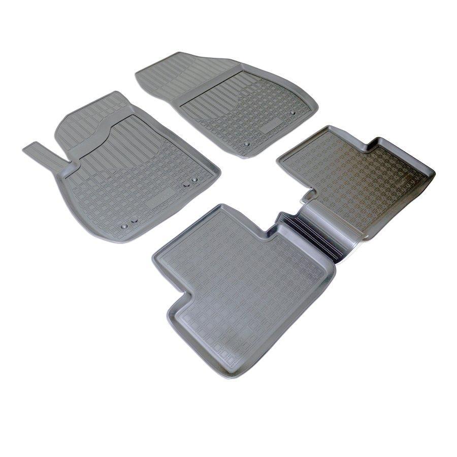 Килимки в салон для Opel Zafira (5місць) (12-) (полиур., компл - 4шт) NPA11-C63-910