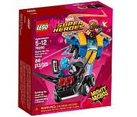Lego Super Heroes Звёздный Лорд против Небулы 76090