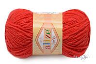 Alize Softy, №56 красный