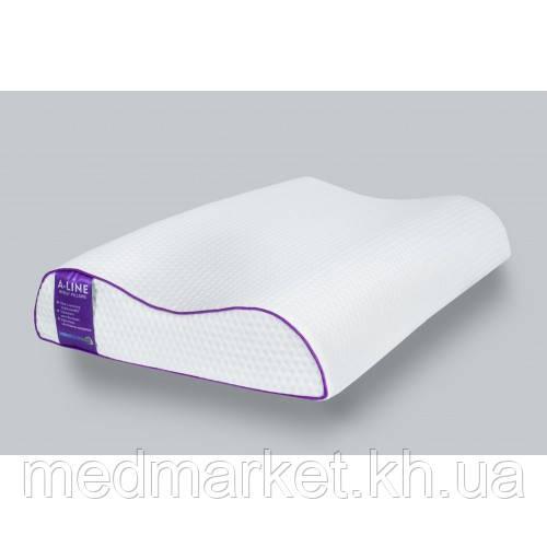 Подушка ортопедична Highfoam Noble Lolliwave з ароматом лаванди