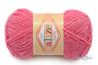 Alize Softy, темно-розовый №33