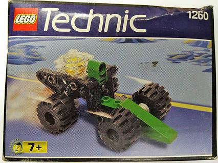 Lego Technic Race Гонка 1260