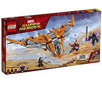 Lego Super Heroes Война бесконечности: Танос - последняя битва 76107