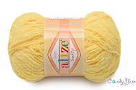 Alize Softy, Лимонный №187