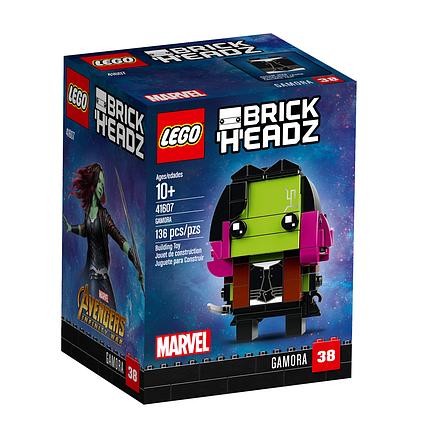 Lego BrickHeadz Гамора 41607