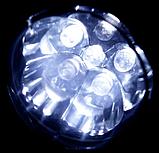 Подводный светильник на солнечной батарее АМФИБИЯ ТРИО Белый, фото 2