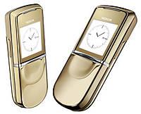 Nokia 8800 Sirocco Gold Оригинал, фото 6
