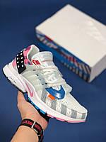 Кроссовки Nike Air Presto x Piet Parra найк мужские женские реплика