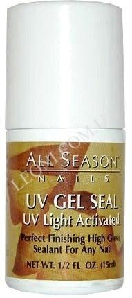 All Season UV Силлер,финиш гель без липкого слоя, 15г..