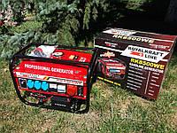 Генератор бензиновый 3-х фазный Royal Kraft RK8500WE ( ЕлектроСтартер) 6,5 Кв
