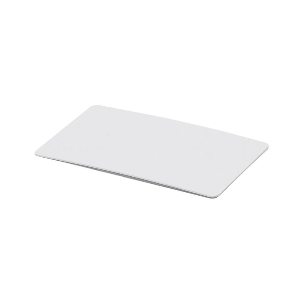 Бесконтактная карта Tecsar Trek Mifare Classic 1K 0,8 мм белая