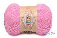 Alize Softy, №191 розовый леденец