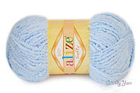 Alize Softy, №183 Светло-голубой
