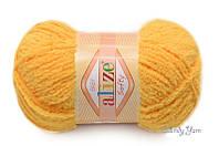 Alize Softy, №216 желтый