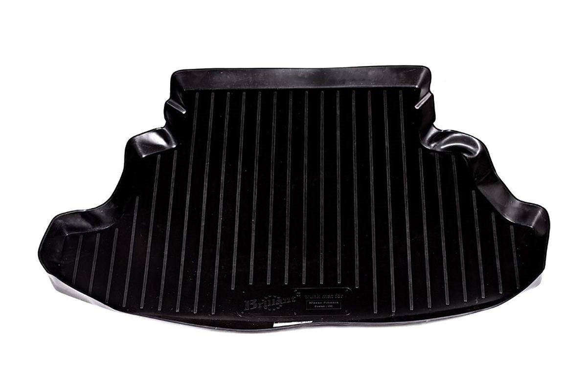 Коврик в багажник для Nissan Primera SD (02-06) полиуретановый 105030101