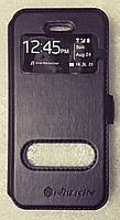 Чохол книжка Nillkinз вікном для Iphone 5 чорний