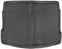 Коврик в багажник для Nissan Qashgai (J10) (07-14) полиуретановый 105050101, фото 1