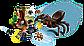 Lego Harry Potter Логово Арагога 75950, фото 4