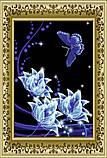 Набір для вишивання бісером Нічна соната. СКВ-159ч, фото 2