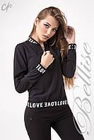 Модный молодёжный   блузон спортивного типа 42-48