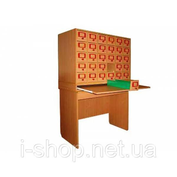 Шкаф картотечный на 30 ящиков #80702, 80702, Шкафы