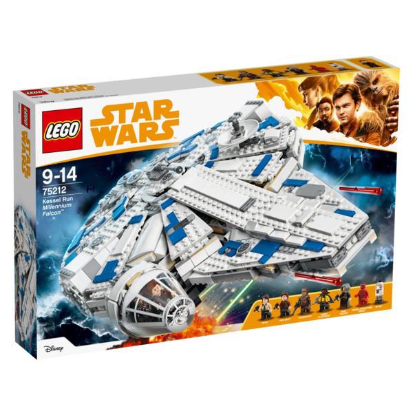 Lego Star Wars Сокол Тысячелетия 75212