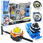 Набор Бейблейд BeyBlade Burst Взрыв Storm Gyro S3 игрушка-волчок на выбор + Арена в подарок! B804A+689, фото 2
