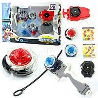 Набор Бейблейд BeyBlade Burst Взрыв Storm Gyro S3 игрушка-волчок на выбор + Арена в подарок! B804A+689