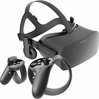 Очки виртуальной реальности Oculus Rift + Touch
