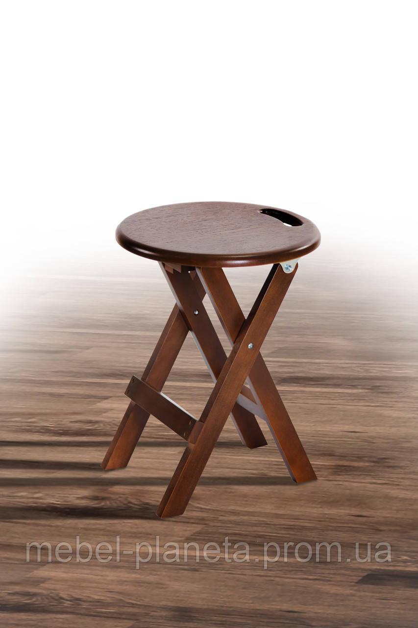 """Табурет складной, табурет деревянный для кухни """"Смарт Т-69"""" (Микс Мебель)"""