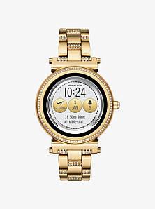 Часы Michael Kors Access Sofie Pavé Smartwatch MKT5023