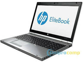 Игровой ноутбук HP EliteBook 8560p i5-2520M/4/320/HD6470m - 1GB - Class A