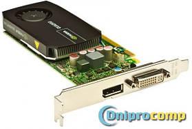 Відеокарта NVIDIA QUADRO 600 1GB GDDR3 128-Bit