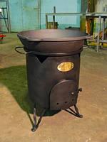Печь жаровая (под казан на 22 литра)