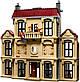 Lego Jurassic World Нападение Индораптора в поместье Локвуд 75930, фото 5