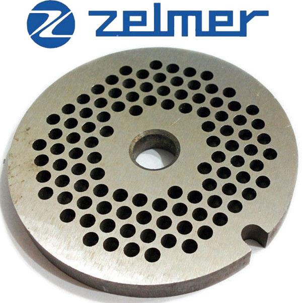 """➜ Решетка(Сито) для мясорубки Zelmer 5"""" 3 мм"""