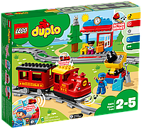 Lego Duplo Поезд на паровой тяге 10874