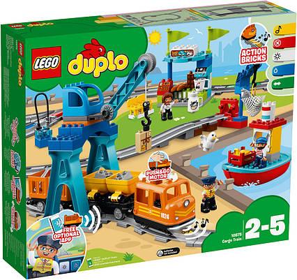 Lego Duplo Вантажний потяг 10875