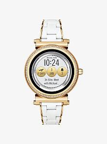 Часы Michael Kors Access Sofie Pavé Smartwatch MKT5039