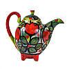 Чайник керамический Львовская керамика 1700 мл (180)
