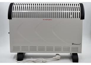 Обогреватель конвектор Domotec MS 5904 (2000 Вт)