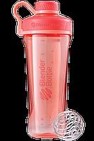 Спортивная бутылка-шейкер BlenderBottle Radian Tritan 940ml Coral (ORIGINAL), фото 1
