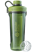 Спортивная бутылка-шейкер BlenderBottle Radian Tritan 940ml Moss Green (ORIGINAL) , фото 1