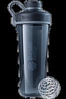 Спортивная бутылка-шейкер BlenderBottle Radian Tritan 940ml Black (ORIGINAL) , фото 1