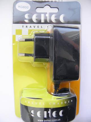 Зарядное kg 800 lg sertec, фото 2