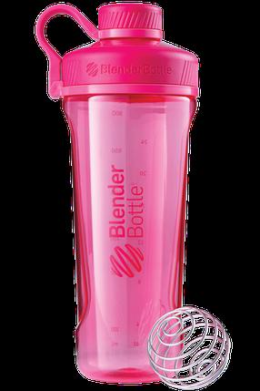 Спортивная бутылка-шейкер BlenderBottle Radian Tritan 940ml Pink (ORIGINAL) , фото 2