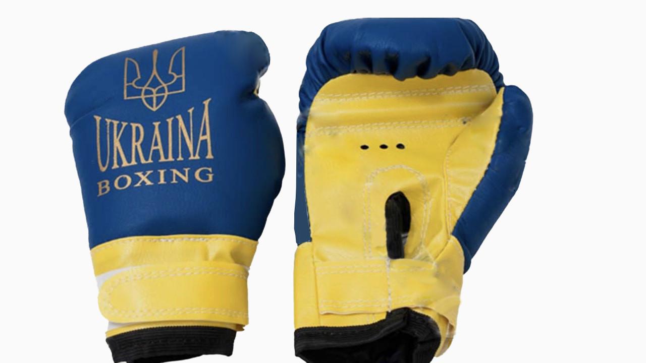 Перчатки для бокса детские Boxing Special 14 oz - для проф. Кожа