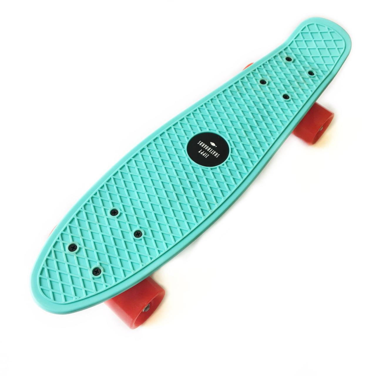 """Penny Board Light-Blue 22"""" - Голубой 54 см Пенни Борд"""